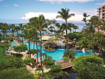 Photo for The Vacation Advantage: MARRIOTT MAUI OCEAN CLUB VACATION!! 2 Bedroom unit!