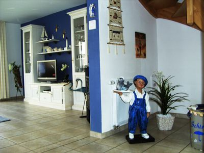 Photo for Comfortable & lovely vacation apartment for 2-5 people, in maritime style