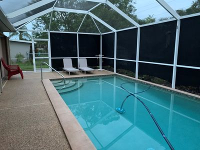 Beautiful Home In Venice Florida, Private Heated Pool Minutes From the Beach