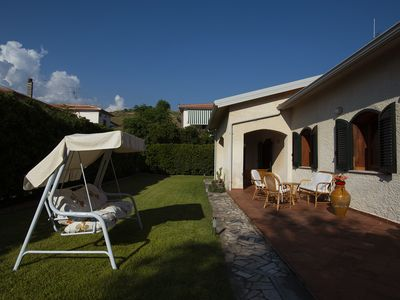 Photo for detached detached villa just a few steps from the sea