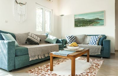 Photo for Sea Side Villa Crete - Sit back and relax