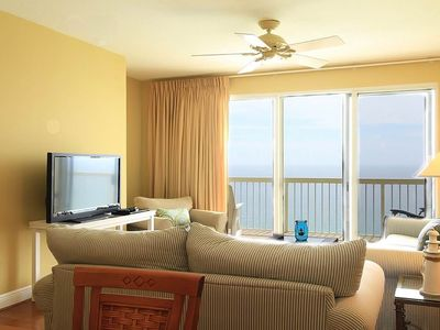 Photo for Celadon Beach 2108: 2 BR / 2 BA condominium in Panama City Beach, Sleeps 8