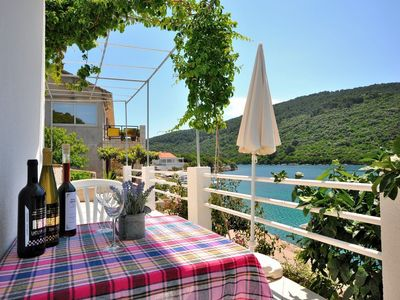 Photo for Apartments Slavica (53941-A1) - Pasadur - island Lastovo