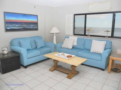 Photo for Shalimar 2B! Oceantfront 2 Bedroom Condo! Book now for best rates!