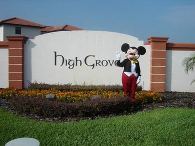 You're sure of a friendly welcome at High Grove!