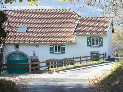 Photo for Gîte Belle Verte - Authentic Vosges farmhouse with all modern comforts