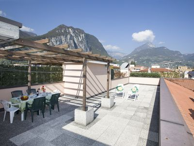 Photo for Casa Ugo e Virginia, Riva del Garda, Italy