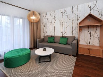 Photo for Apartment in the center of Vysoké Tatry with Lift, Parking, Internet, Washing machine (968589)