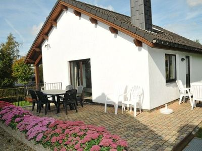 Photo for Attractive Holiday Home in Xhoffraix with Barbecue