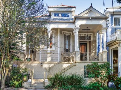Photo for Classic style and charming New Orleans home on Esplanade Ridge