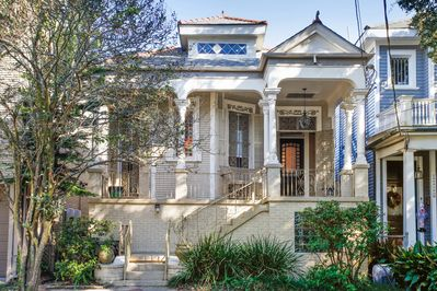 Clic Style And Charming New Orleans Home On Esplanade Ridge Mid City District