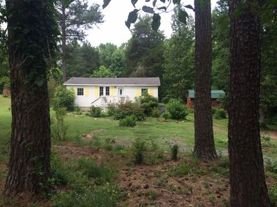 Photo for Uwharrie Cottage--Uwharrie National Forest--Badin Lake Area