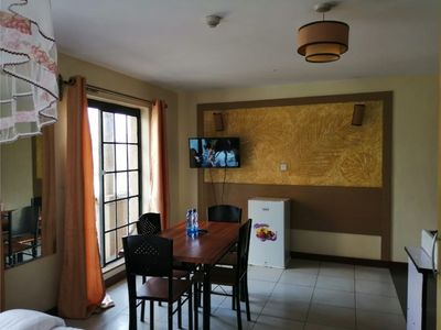 Photo for Sam Suite Studio 2, very clean and free wifi, secure parking. 5 min walk to CBD.
