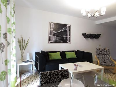 Photo for Apartment in the center of Cáceres‎ with Air conditioning, Washing machine (719239)