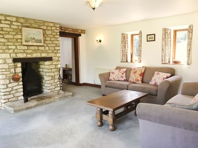 Photo for Haycroft Stone barn conversion in Oxfordshire
