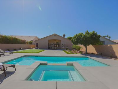 Photo for Luxurious Palm Springs home 4 Bedroom/3 Bathroom