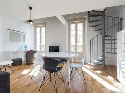Photo for 1 bedroom in duplex heart of cannes !!!!
