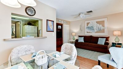 Spacious Feeling Coastal Charm at Family Tides!
