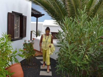 Photo for Casa MIRADOR - bungalow in a well maintained complex directly by the sea - Wylan