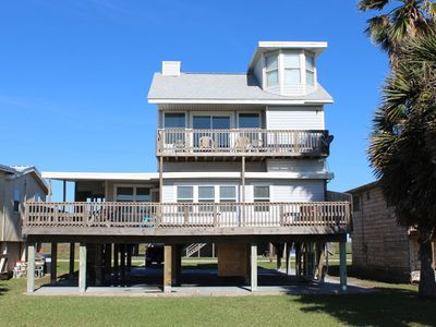 Photo for The Perfect Beach Getaway! - Beach Front - AMAZING Gulf Views - Full Amenities