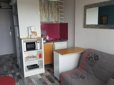 Photo for Apartment Le Grau du Roi, studio flat, 2 persons