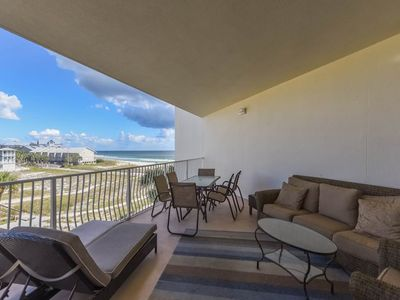 Photo for Lovely 3rd Floor Condo! Sauna/Fitness Center/Pool/Tennis Courts/Meeting Space!