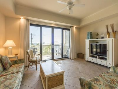 Photo for Abacos 303: 2 BR / 2.25 BA condominium in Santa Rosa Beach, Sleeps 6