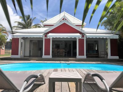 Photo for Villa Tocade with pool for 6 people