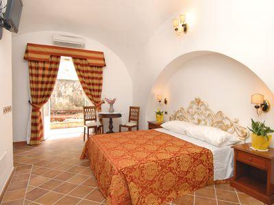 Photo for Residence Androsa Emerald studio apartment with kitchenette in the center of Amalfi