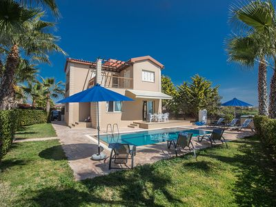 Photo for Villa Juliet, Stunning 3BDR Ayia Thekla Villa with Private Pool and Sea Views