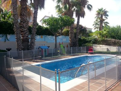 Photo for Surita Villa, pool and sea views