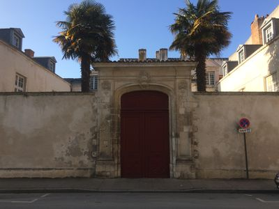Photo for Very quiet apartment in the center of La Rochelle