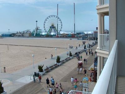 Photo for Ultimate Ocean City Condo-Ocean Front Boardwalk, Pool and More