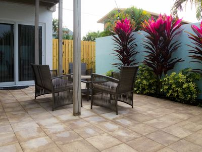 Photo for Stunning Delray Beach Vacation Home, Private Heated Pool! Book Today...