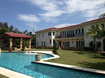 Photo for Treasure Coast Italian Villa w/Summer Kitchen & 80' Lap Pool