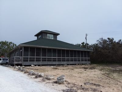 Photo for Jack's Gulls... sleeps 10! water front and rear....