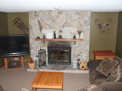 Photo for Ski-in Ski-out Condo on the Slopes of Mount Snow All Sports Center Fees Included