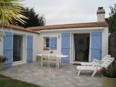 Photo for Villa La Guérinière, 1 bedroom, 4 persons