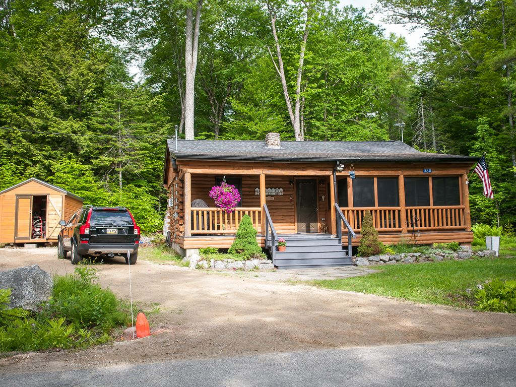 Rental Property On Phillips Lake Dedham Maine