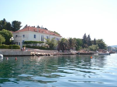 Photo for Right on the Sea A3  /60 min. to Plitvice Lakes National Park, City Zadar 30 km