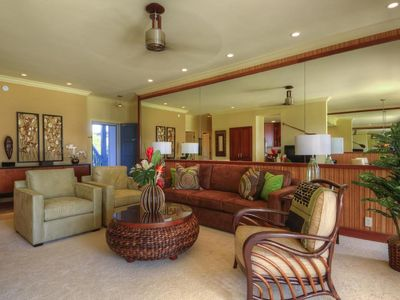 Photo for Beautiful 2 bedroom/2 bath Condo with Great View of Keoniloa Bay from Lanai!