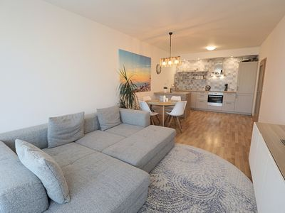 Photo for ⛵Modern apartment 10min from Centre + free parking