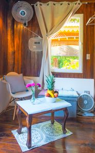 Photo for Casita de los Monos 1-just steps away from the Beach
