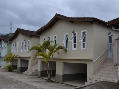 Photo for ONLY 250M FROM THE BEACH - HOUSE IN CONDOMINIUM WITH BARBECUE WIFI AND 3 BEDS