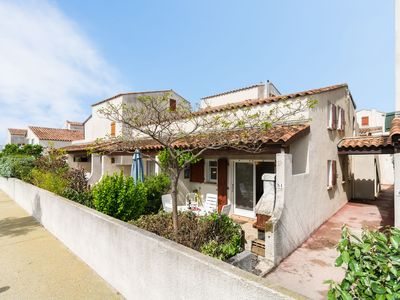 Photo for Vintage Holiday Home in South of France by the Sea