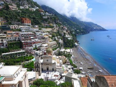 Photo for Vacation home Alba in Positano - 4 persons, 3 bedrooms