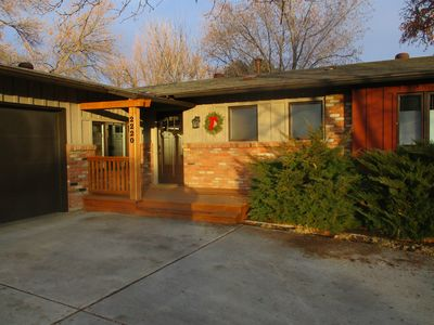 Photo for Charming home near CMU and St. Mary's, only minutes from great biking!
