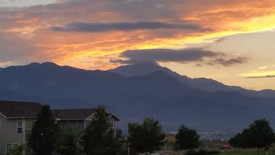 Photo for Amazing home with mountain view near Broadmoor World Arena & attractions!