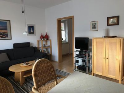 Photo for Anlage am Wehrberg Apartment 7, non-smoking, WiFi, terrace, quiet location