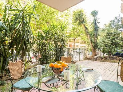 Photo for 2 BDRM flat with 260m2 garden-Congress/Beaches by Weekome